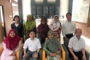 Visit from NIT UBE Japan