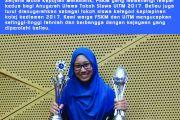 Tahniah kepada Cik Nur Nissa Najwa Mohd Sobri