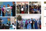 Majlis Menandatangani Memorandum Perjanjian (MoA) di antara Universiti Teknologi MARA dan Persatuan Kebangsaan Autisme Malaysia (NASOM)