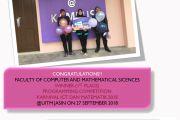 Ucapan Tahniah Pelajar FSKM Sempena Karnival ICT Dan Matematik 2018