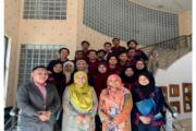 INDUSTRIAL VISIT TO UNIT PEMODENAN TADBIRAN DAN PERANCANGAN PENGURUSAN MALAYSIA