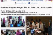 Inbound Program Pelajar Dari NIT UBE COLLEGE JAPAN