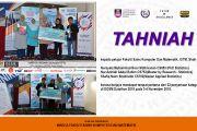 Tahniah kepada pelajar Fakulti Sains Komputer Dan Matematik, UiTM, Shah Alam