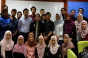 MARKET TRADING WORKSHOP WITH ALUMNI